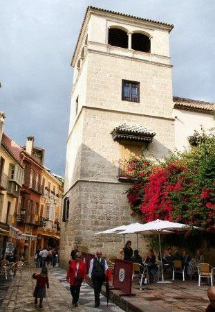 Palacio de Buenavista, sede del museo Picasso de Málaga en Andalucía