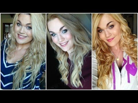 50 Shades Of Blonde Best Drugstore Blonde Box Dyes Youtube