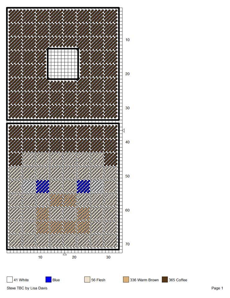 Steve TBC   Plastic Canvas-MineCraft   Pinterest   Minecraft