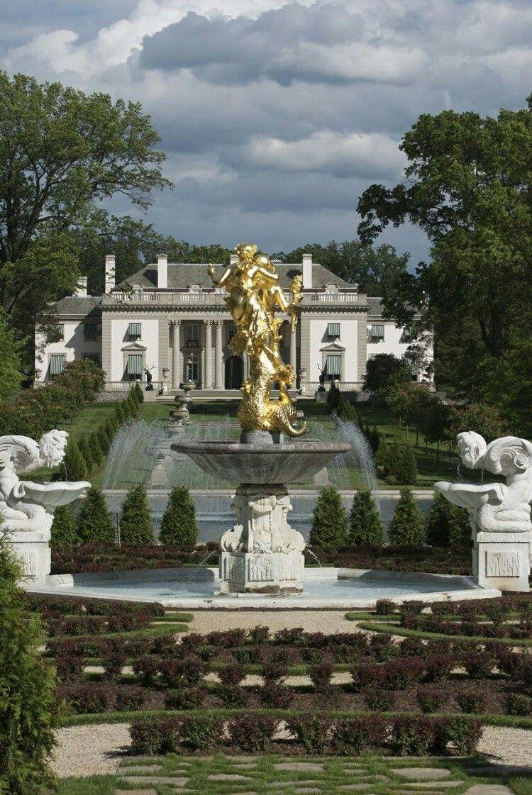 nemours mansion architecture delaware usa luxury