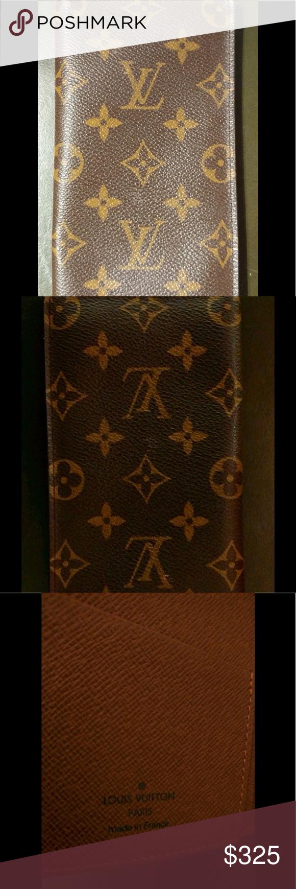 Vintage Louis Vuitton Wallet Vintage Louis Vuitton, no signs of wear Louis Vuitton Bags Clutches & Wristlets