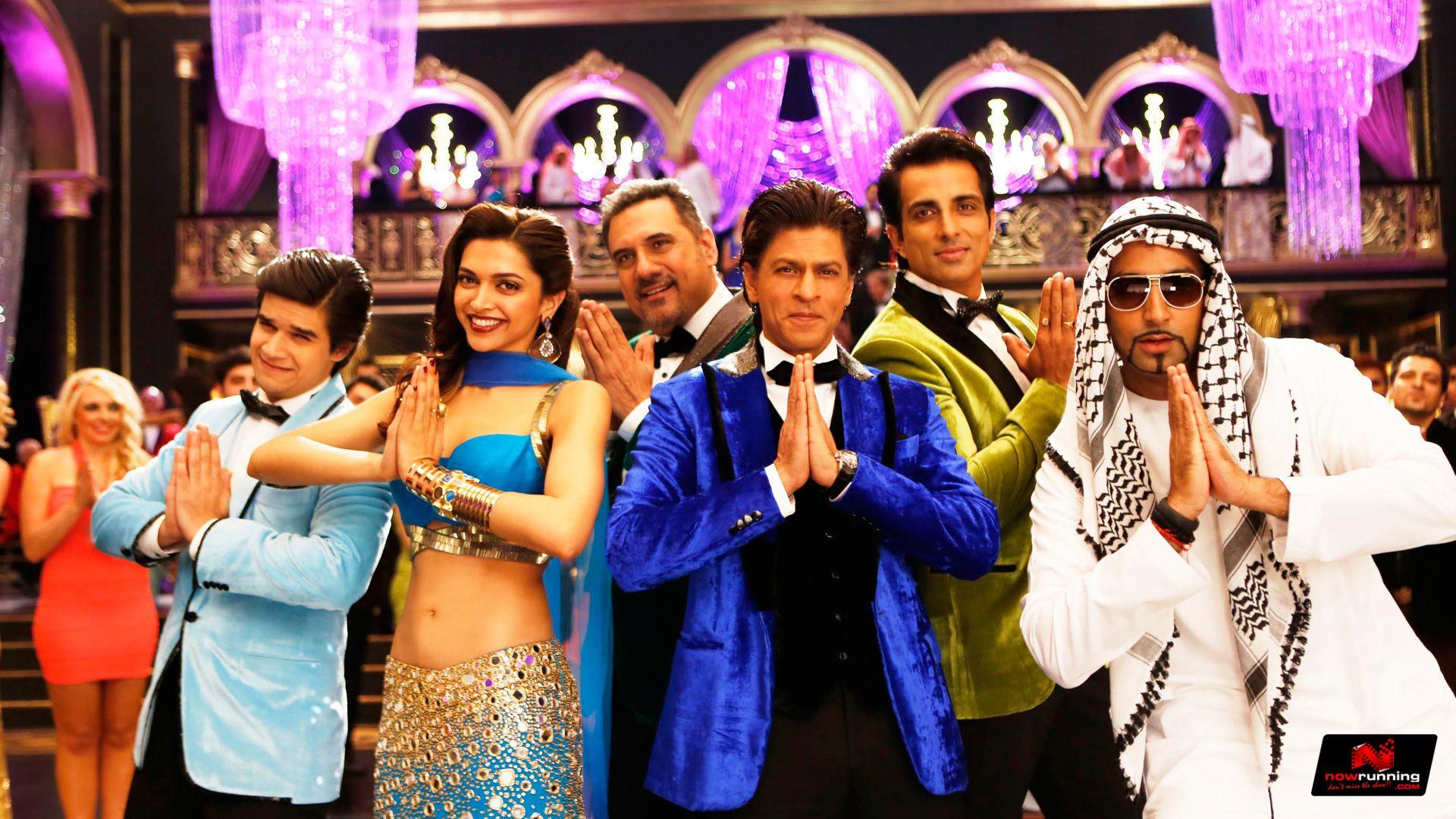 Happy New Year Gallery Bollywood Movie Happy New Year Wallpaper