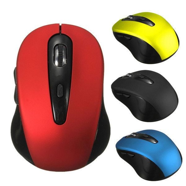 US$7 99] Mini Bluetooth 3 0 Optical Mouse 800 DPI Ergonomic