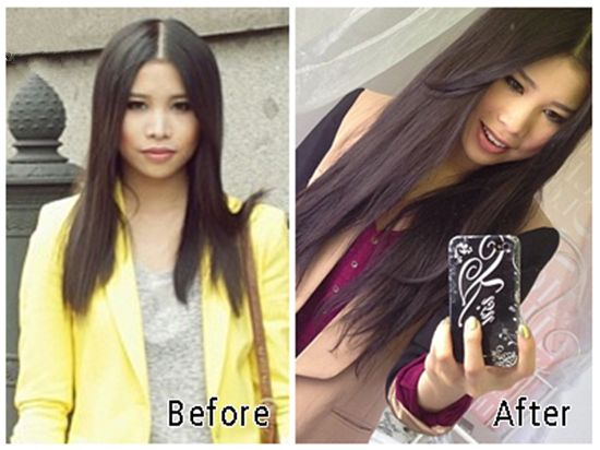 5 easy hairstyle tutorials with simplicity hair extensions 5 easy hairstyle tutorials with simplicity hair extensions winter hairstylesbefore after pmusecretfo Image collections