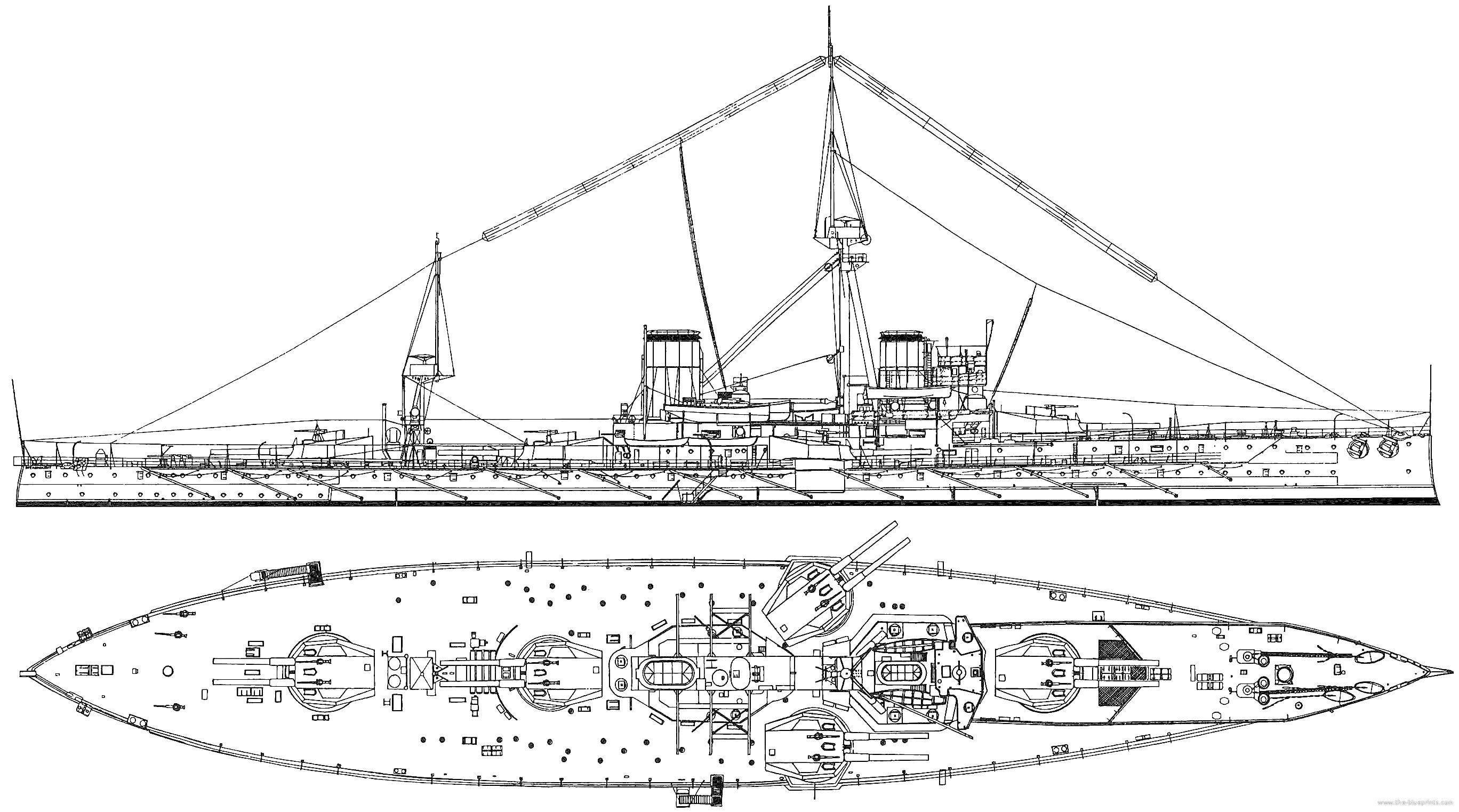 Hms Dreadnought Battleship