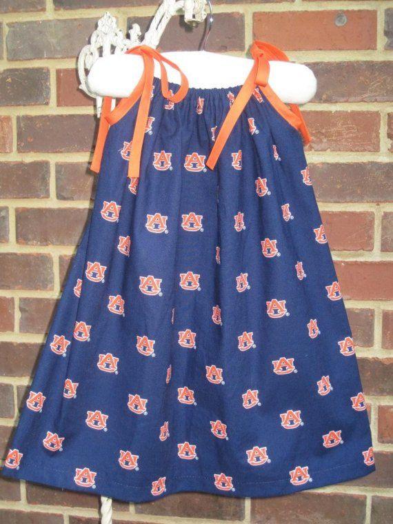 Auburn Pillowcase Dress by LollipopsandZebras on Etsy, $20.00