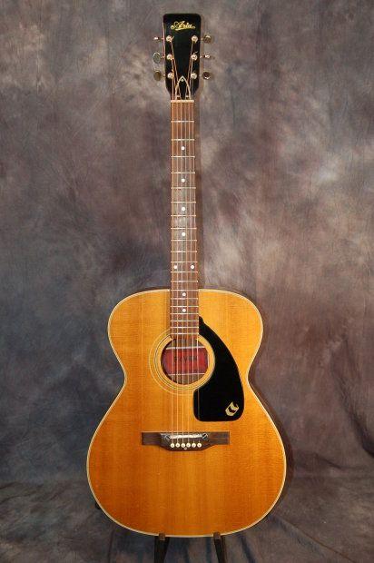 guitare acoustique raven