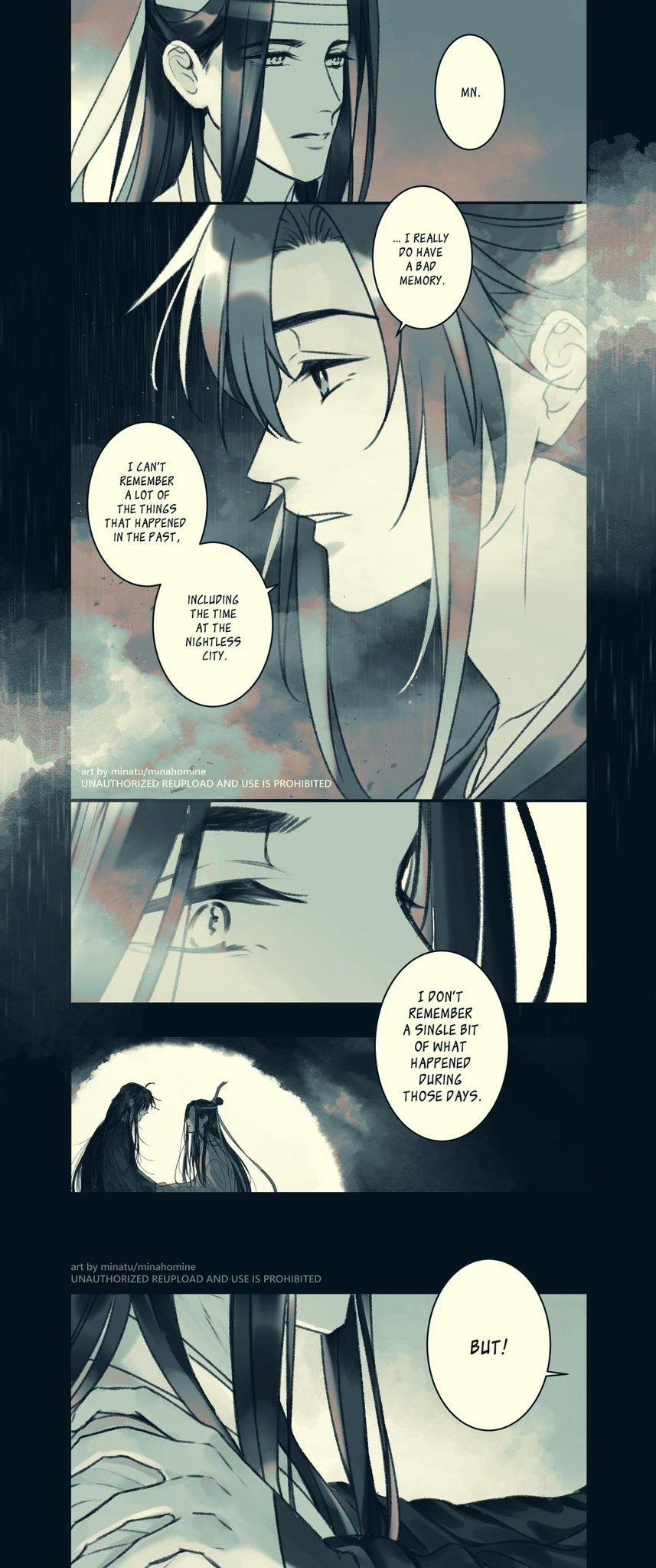 Wangxian Confession 3 7 Anime Guys
