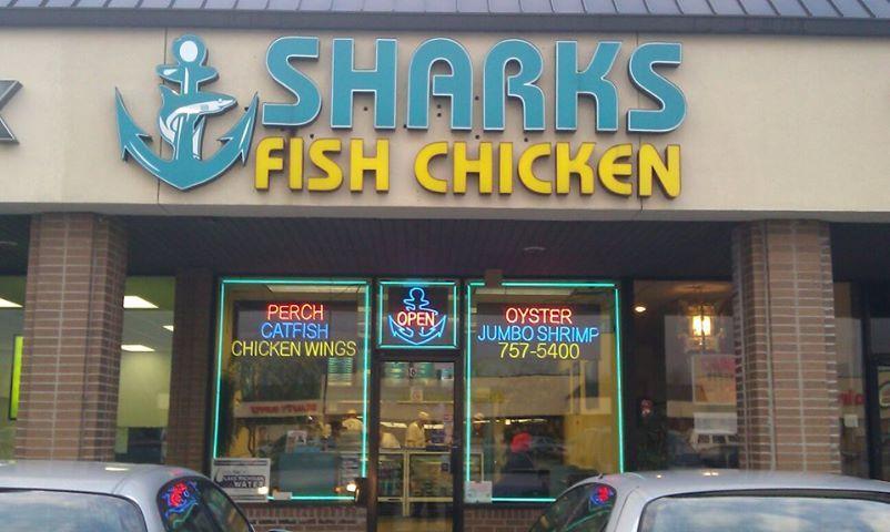 Sharks Fish And Chicken Of Sauk Village Fish And Chicken Sharks Fish And Chicken Shark