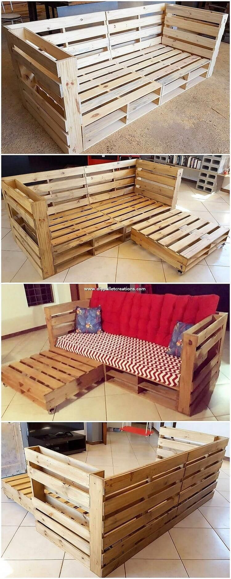 Do it yourself pallet furnishings inspiring ideas and ways