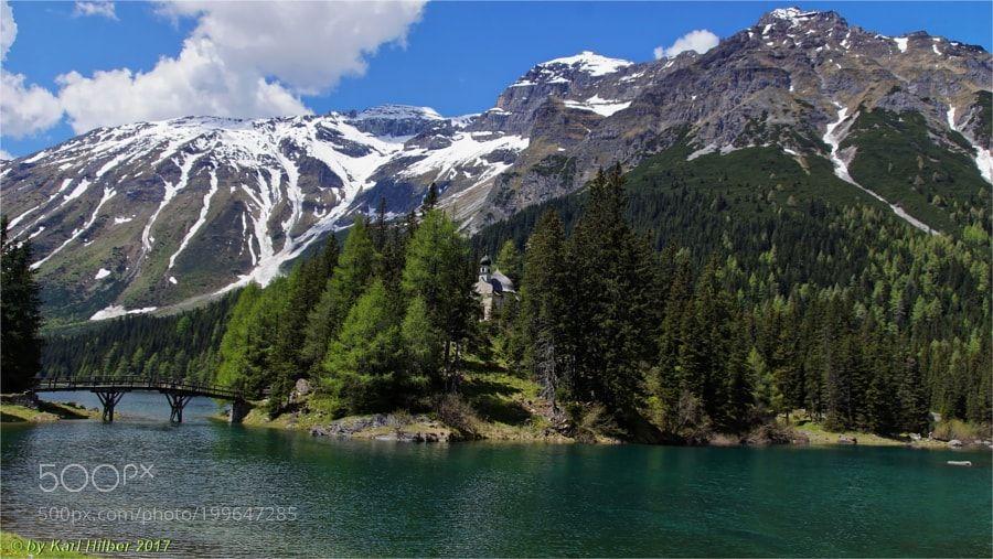 Obernberger See DxO by karlhilber via http://ift.tt/2loIMyo