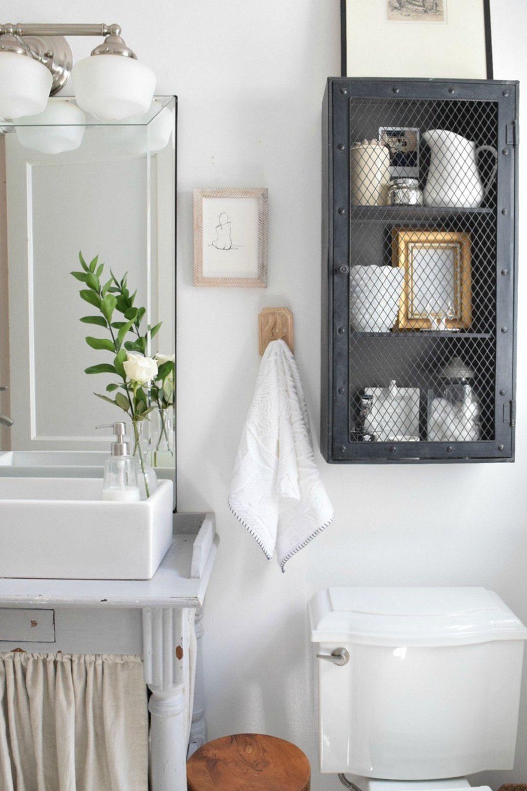 14 fabulous vertical bathroom storage and organization