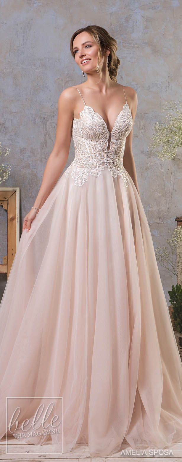 Outside wedding dresses  Amelia Sposa Fall  Wedding Dresses  I hear wedding bells