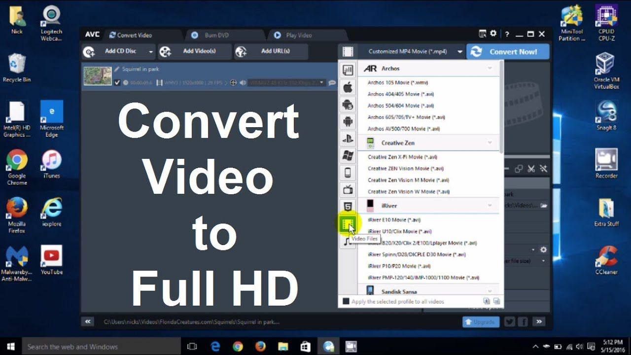 Pin On Video Conversion