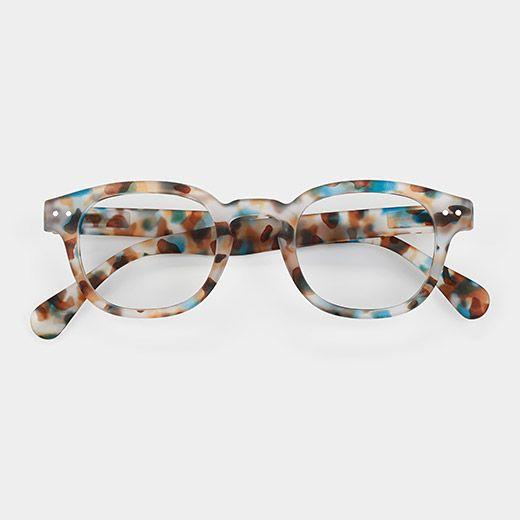 IZIPIZI Blue Tortoise Glasses