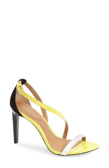 Calvin Klein  Narella  Sandal (Women) Női Magassarkú 88418e9a3a