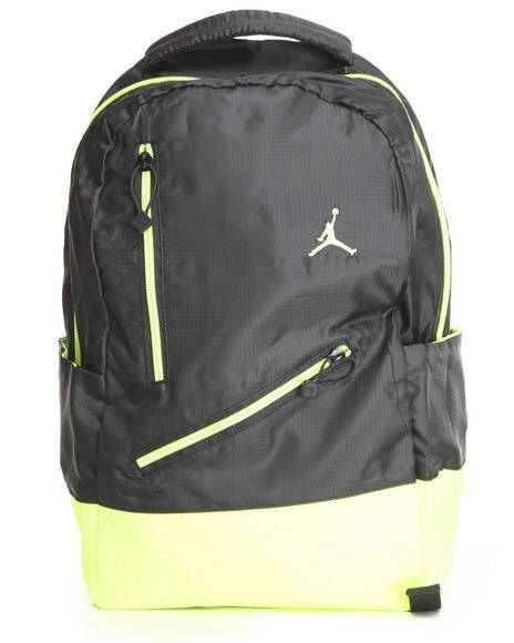 37aa55d13b42 Nike Air Jordan Backpack Bag Laptop Tablet Black Green Men Women Boy Girls   Nike  Backpack  OrlandoTrend  Schoolbag  Jumpman  Basketball  Jordan