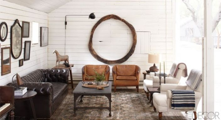 Ode aan de Chesterfield | Chesterfield, Room decor and Living rooms