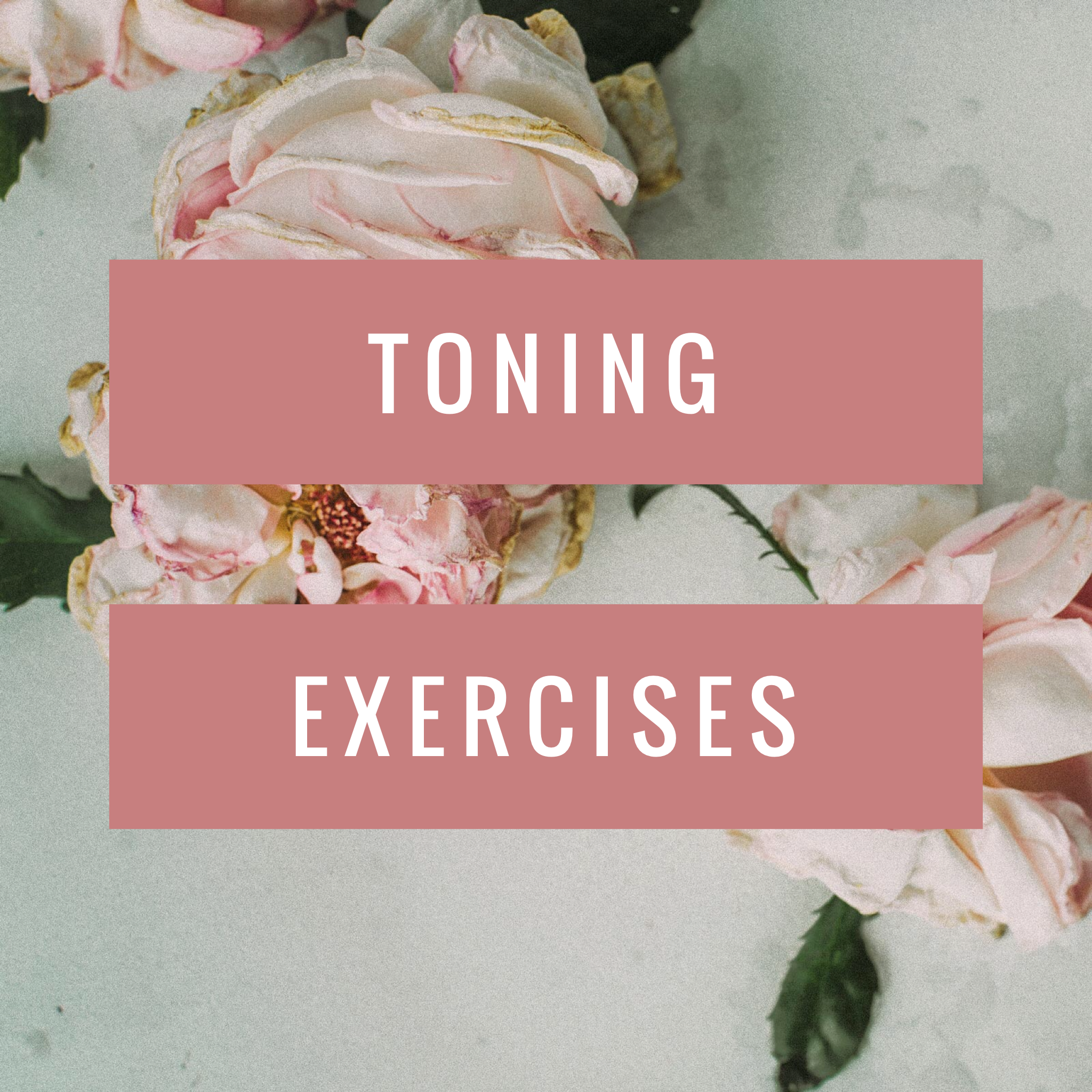 Pin by Happily Heather Goods on Toning Exercise Ideas | Pinterest ...