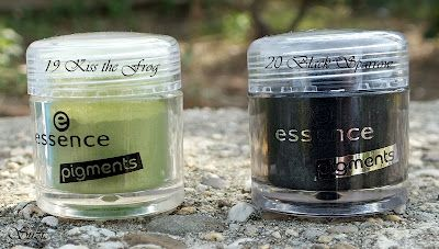 Essence LE Colour Arts: Pigments