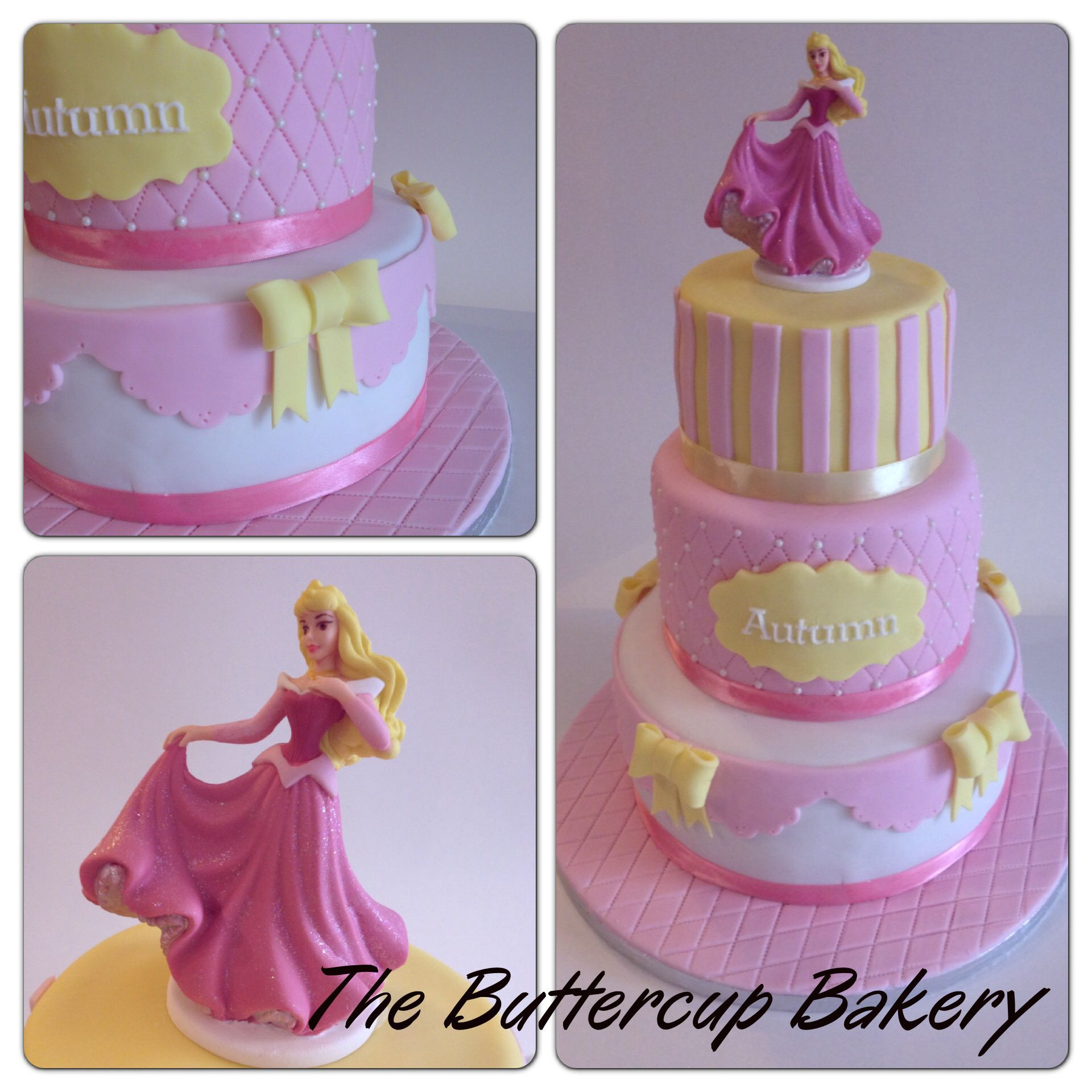 Sleeping Beauty Cake With Images Sleeping Beauty Cake