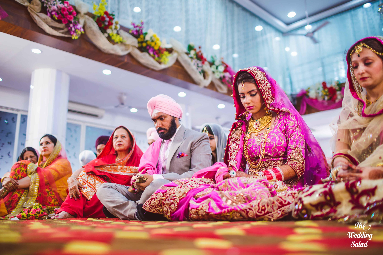 Pin on Punjabi Marriage - Wedding Culture 2017