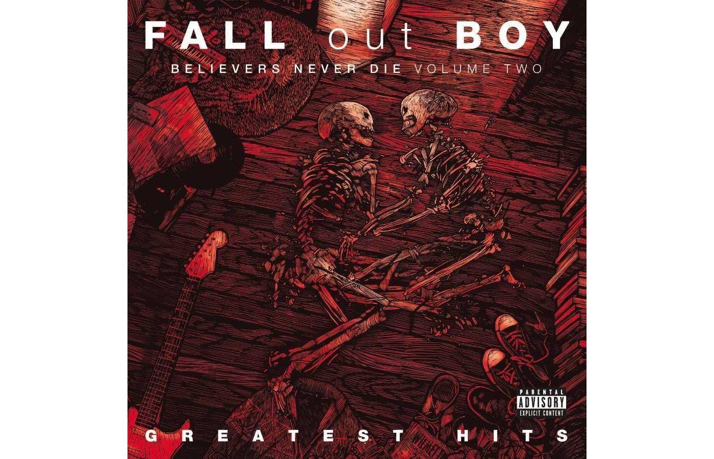Fall Out Boy – Believers Never Die, Vol. 2 [Explicit Lyrics] (CD) 4K