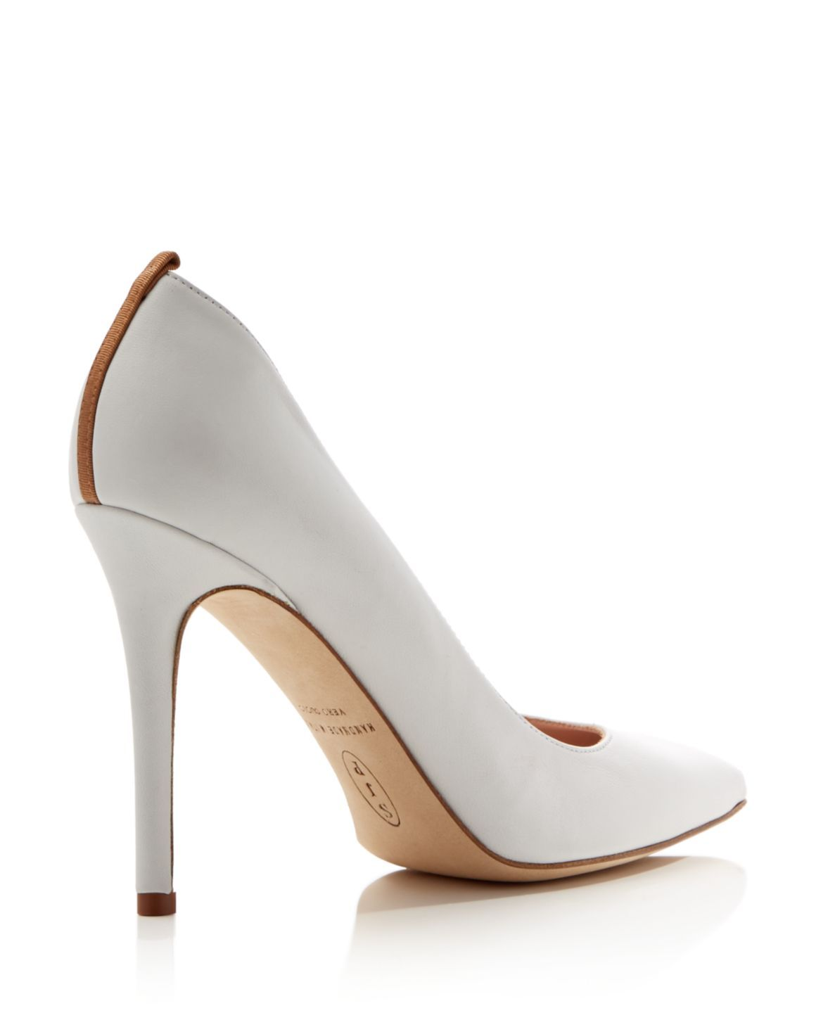 SJP by Sarah Jessica Parker Fawn Pointed Toe High Heel Pumps