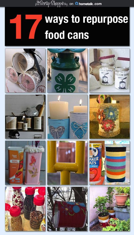 17 way to repurpose food cans #tidepodscontainercrafts 17 way to repurpose food cans #tidepodscontainercrafts