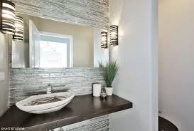 modern powder room design ideas tags grey also unique rooms remodel decor rh pinterest