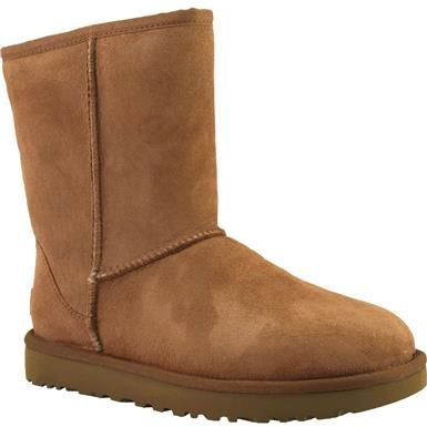 43574a005ec UGG Classic Short 2 Comfort Winter Boots - Womens Chestnut | UGG ...