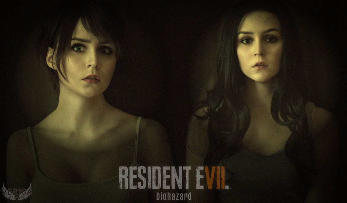 Resident Evil 7 Mia And Zoe Cosplay By Ver1sa Deviantart Com On