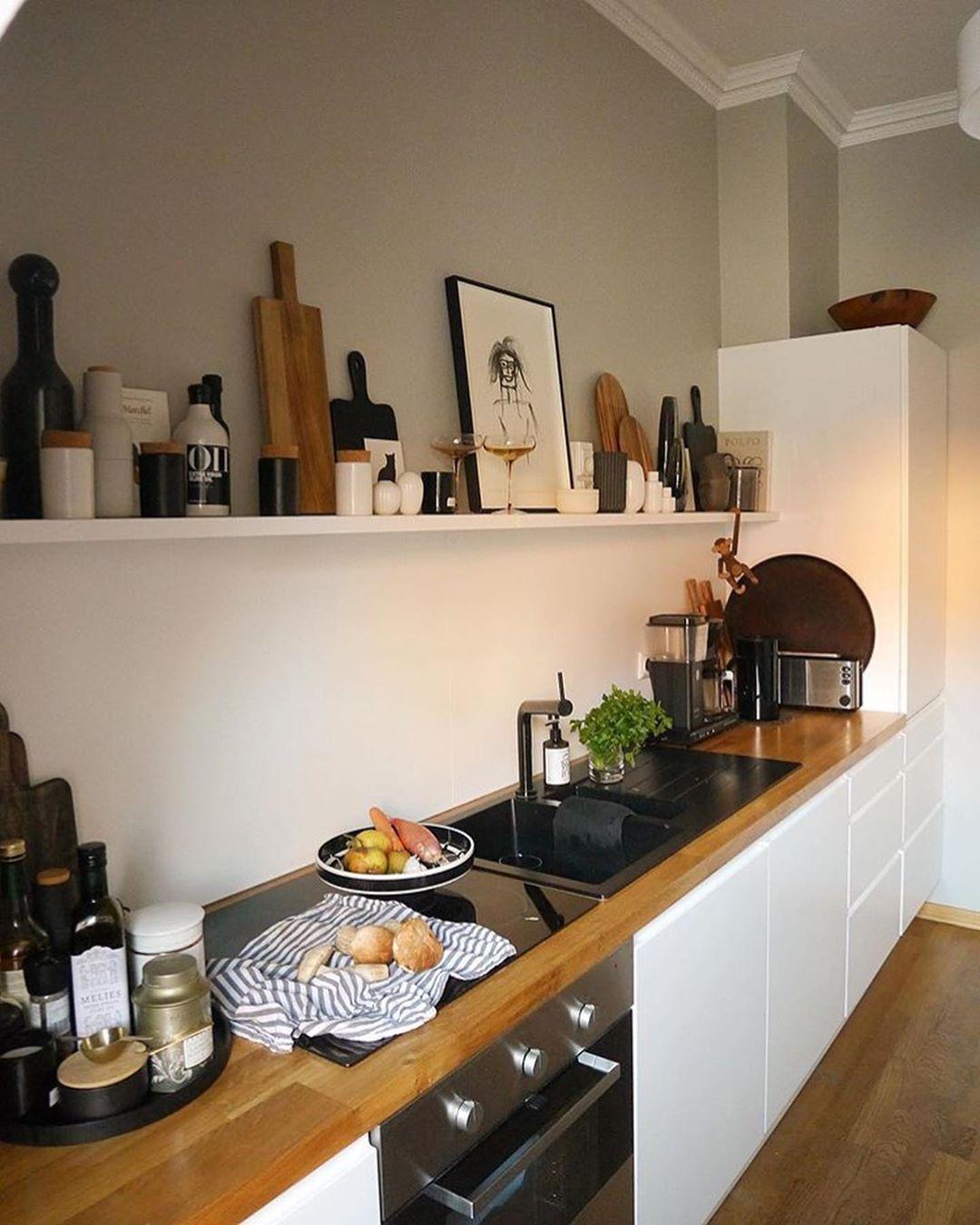 Kitchen goals ...   Kitchen design small, Kitchen design, Home ...