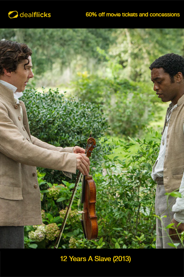 12 Years A Slave (2013) This is the scene when Reverend Ford offes his violin to Solomon as a gift