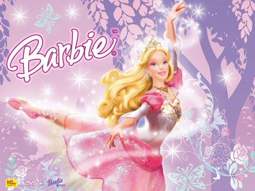 Barbie Hq Princesas Bailarinas En Las Wallpaper with | Coisas para ...