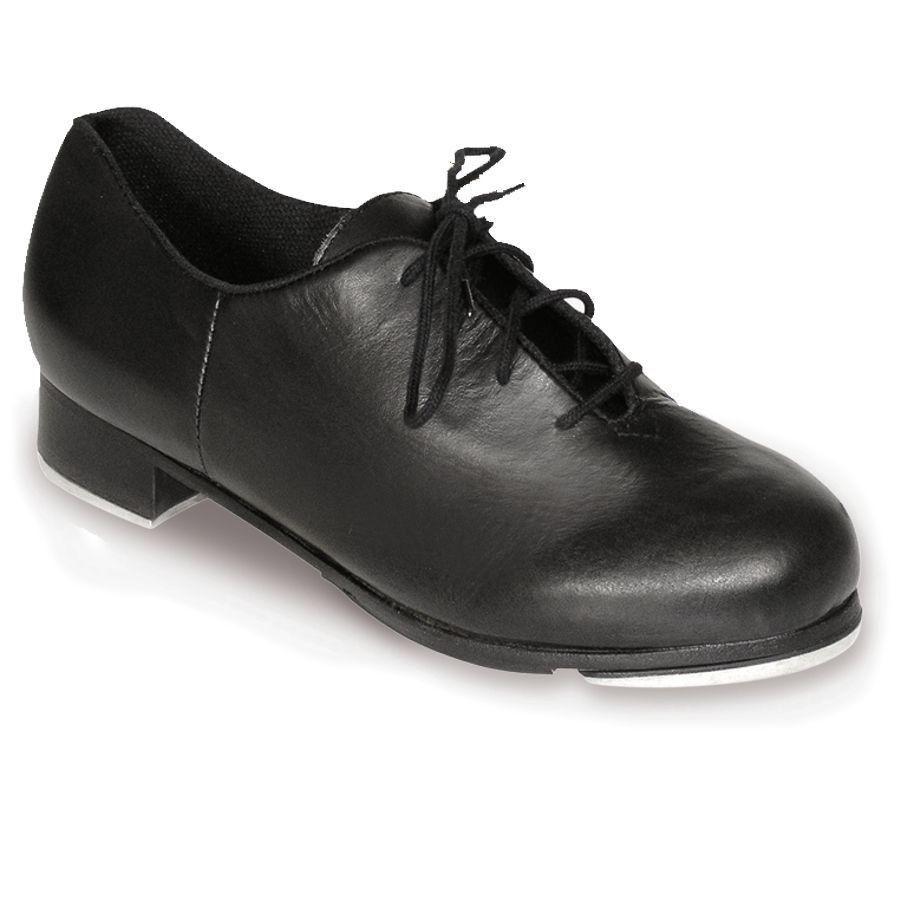 So Danca Leather Oxford Tap Shoe W/ Extra Hard Box
