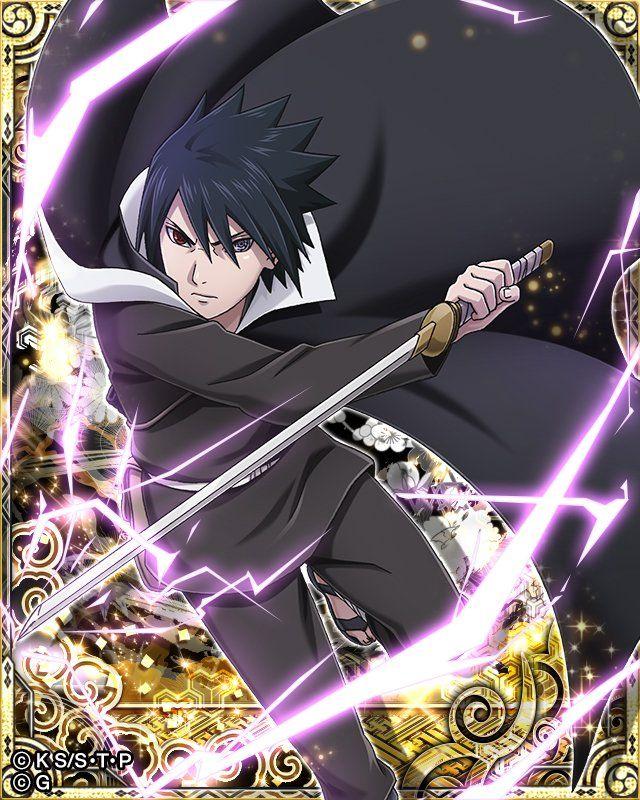 Sasuke Uchiha New Card By Aikawaiichan Deviantart Com On Deviantart Sasuke Uchiha Naruto Shippuden Anime Naruto Sasuke Sakura