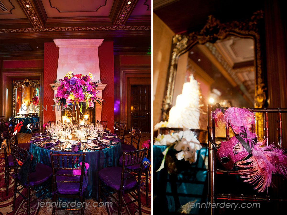 Venetian Party Ideas
