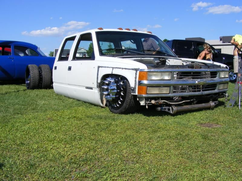 Duallyscene Com View Topic 22 5 Dually Wheels And Tires Big