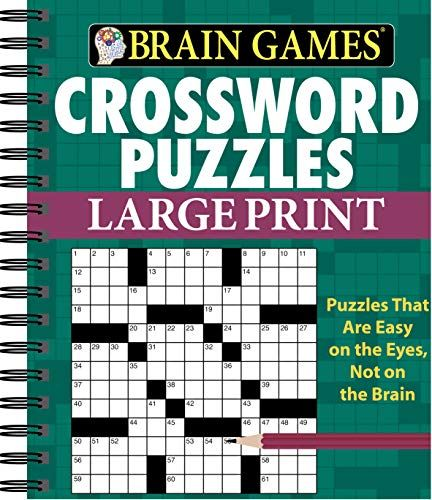 download pdf brain games crossword puzzles large print