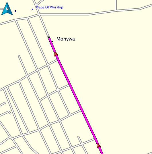 Monywa Directions Myanmar Burma GPS Map Garmin Myanmar Burma GPS