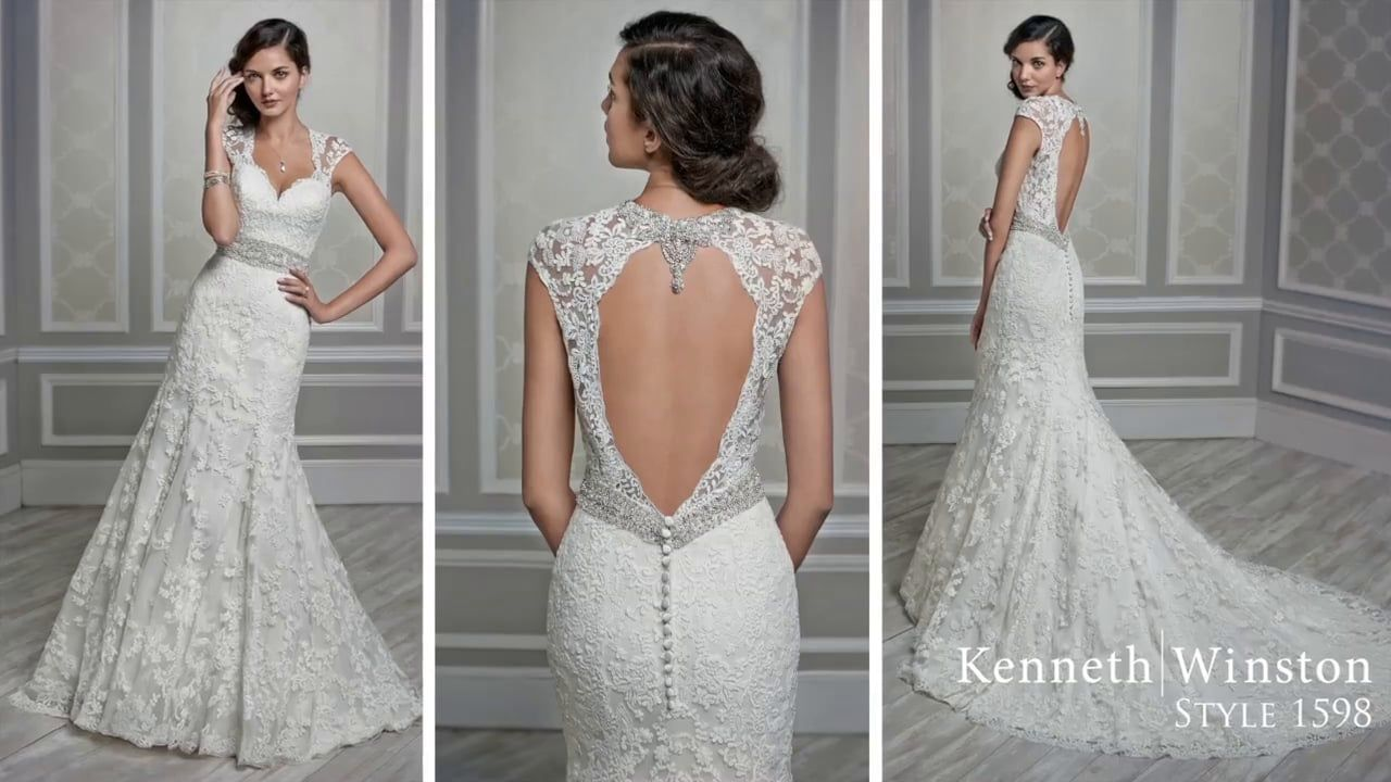 Kenneth winston private label by g wedding dresses pinterest