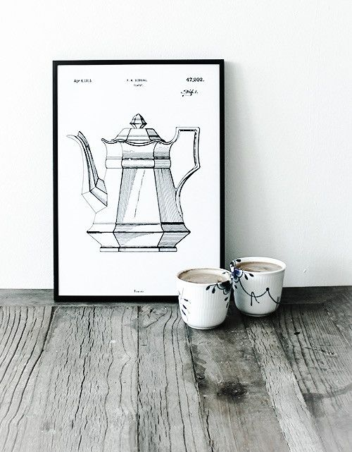 Teapot - Available at www.bomedo.com