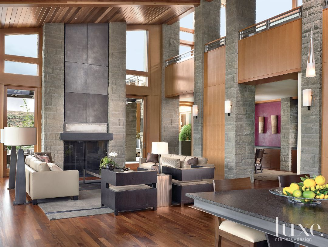 10 Modern Pacific Northwest Homes Fireplace Design Fireplace Built Ins Luxe Interiors
