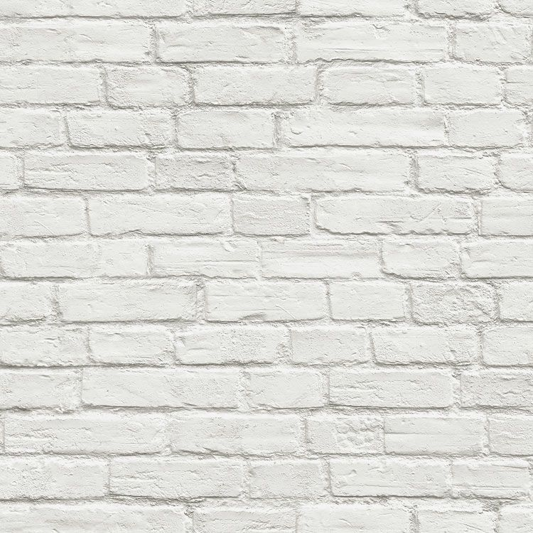 Nextwall Peel Stick Vintage White Brick Wallpaper White Brick Wallpaper Removable Brick Wallpaper Brick Wallpaper