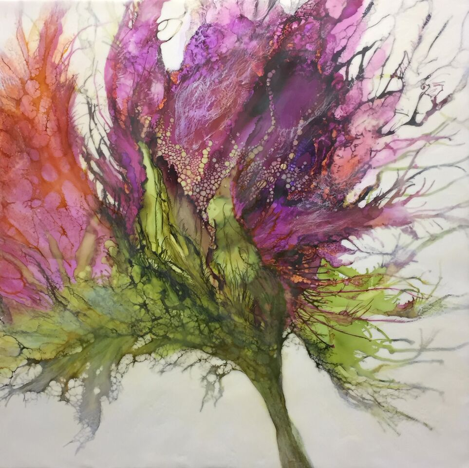 Garden Party Paintings Pinterest Paintings