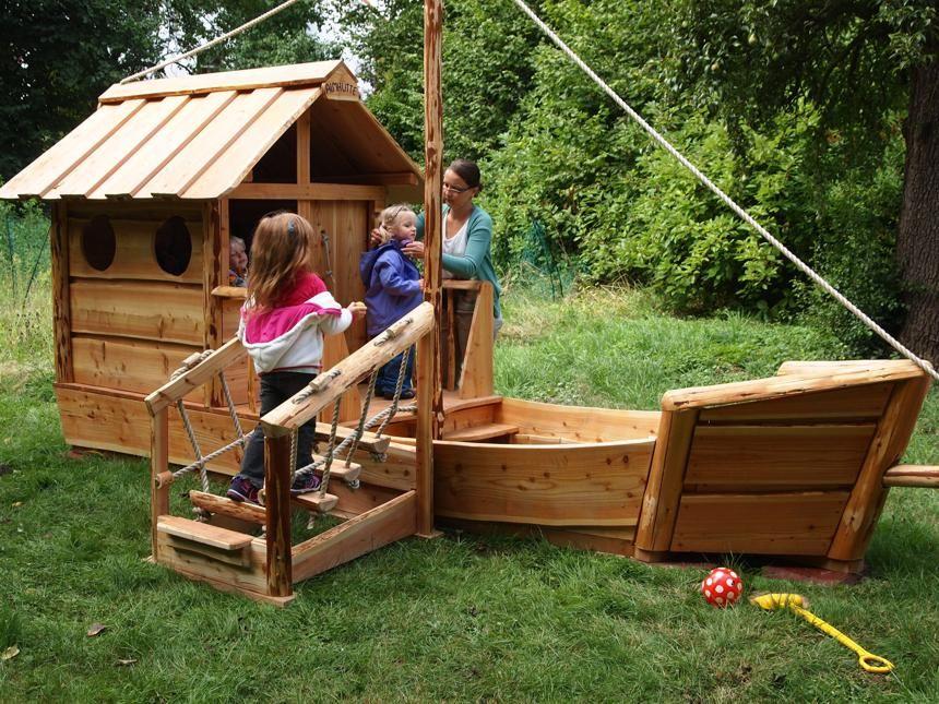 piratenboot forelle ideen rund ums haus garten holz und gartenhaus. Black Bedroom Furniture Sets. Home Design Ideas
