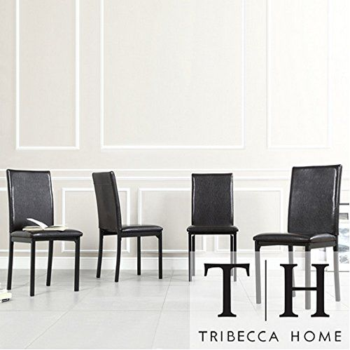 4 dining chairs dining room amazoncom darcy espresso metal upholstered dining chair set of 4 room furniture dinette set chairs chairs table set