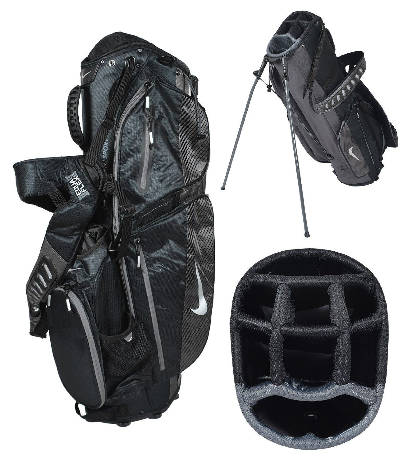 2014 Nike Air Sport Carry Stand Golf Bag 8-Way Divider -New for 2014  Military Blue  Amazon.co.uk  Sports   Outdoors ffd0818f5bf