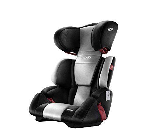 recaro 62072120866 silla de coche microfibra graphite. Black Bedroom Furniture Sets. Home Design Ideas